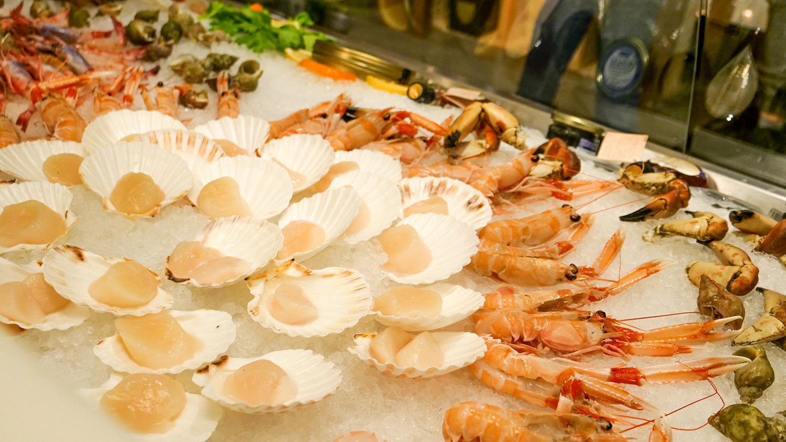 Piatti Freddi Veloci Da Asporto pescheria in provincia di brescia - ristorante la pescheria